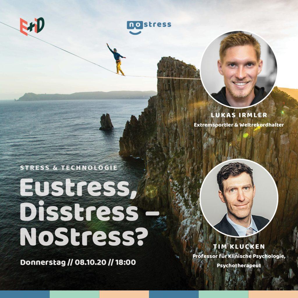 NoStress- Webinar